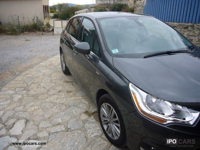 2011 citroen c4 hdi 110 e airdream bmp6 exclusive car photo and specs. Black Bedroom Furniture Sets. Home Design Ideas