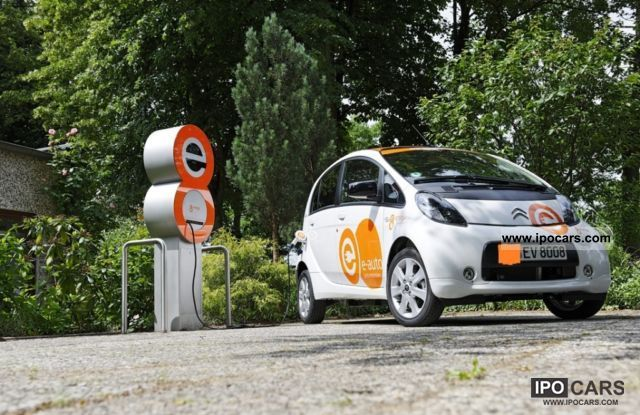 Citroen  C-Zero Tendance AIRDREAM 2011 Electric Cars photo