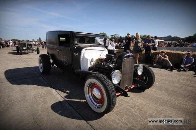 Citroen  Commerciale AC4 Hot Rod 1928 Vintage, Classic and Old Cars photo