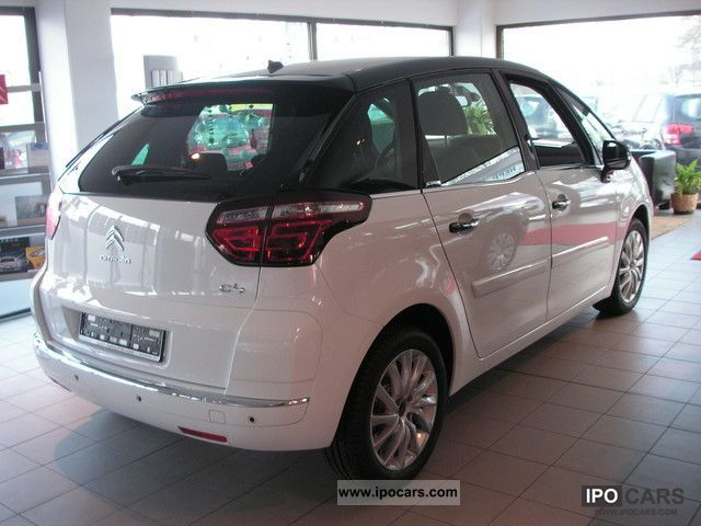 2012 citroen c4 picasso exclusive exc hhi 150 car photo and specs. Black Bedroom Furniture Sets. Home Design Ideas