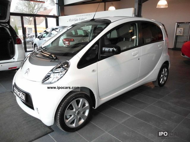 Citroen  C-ZERO FULL ELECTRIC 2011 Electric Cars photo