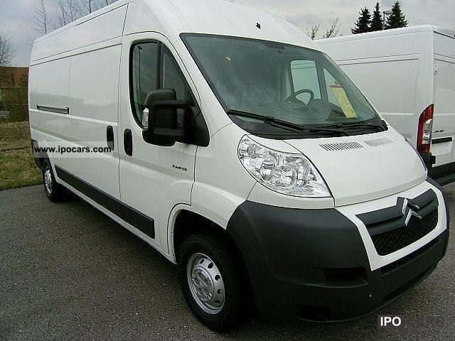 2011 Citroen  Jumper 35 L3H2 Other New vehicle photo