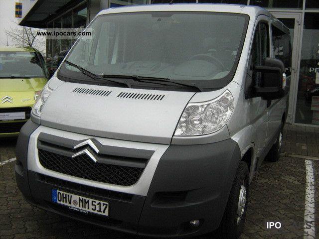 2011 Citroen  Jumper L1H1 3.3T 33 FAP Van / Minibus Pre-Registration photo