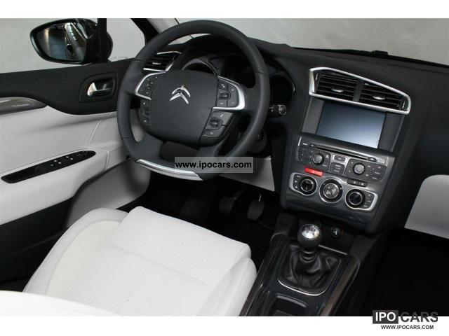 2011 citroen c4 hdi e airdream exclusive navi bi xenon car photo and specs. Black Bedroom Furniture Sets. Home Design Ideas