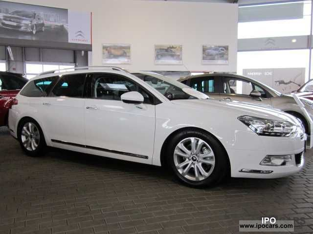 2012 citroen c5 tourer hdi 165 fap exclusive car photo and specs. Black Bedroom Furniture Sets. Home Design Ideas