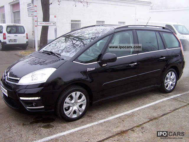 2012 citroen c4 picasso exclusive 7 car photo and specs. Black Bedroom Furniture Sets. Home Design Ideas
