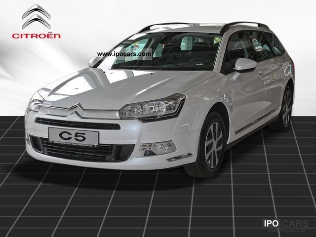 2012 citroen c5 tourer hdi 140 fap exclusive car photo and specs. Black Bedroom Furniture Sets. Home Design Ideas