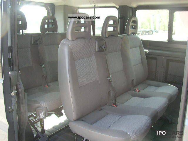 Citroen Jumper 9 Seater