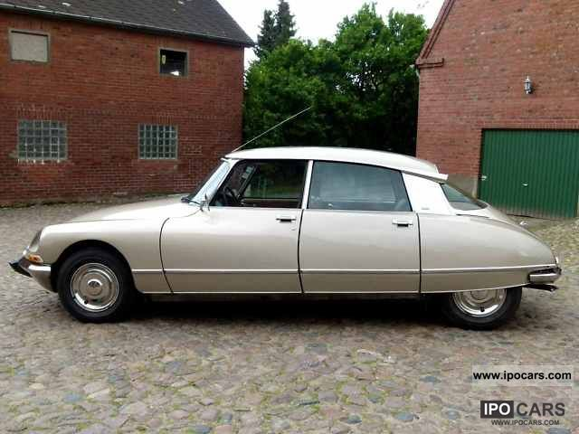 1974 Citroen  DS Super 5 very good condition Limousine Classic Vehicle photo