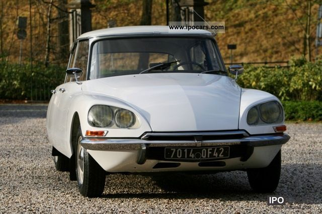 Citroen  DS DSpecial 1969 Vintage, Classic and Old Cars photo