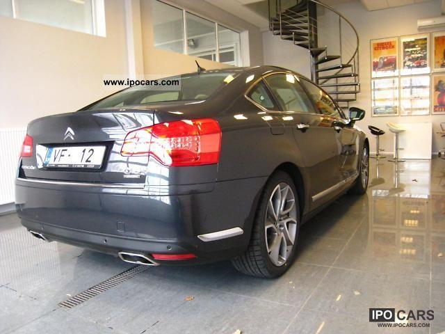 2010 citroen c5 v6 hdi 240 biturbo fap exclusive car. Black Bedroom Furniture Sets. Home Design Ideas