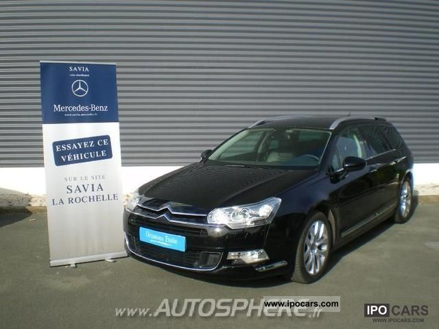 2009 Citroen  C5 Tourer 3.0 HDi V6 Exclusive Estate Car Used vehicle photo