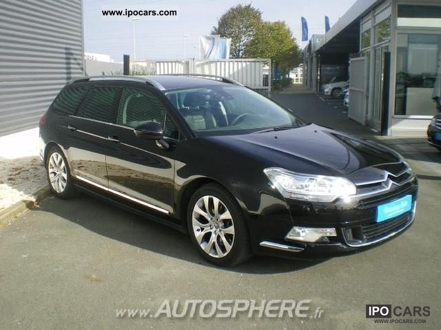 2009 citroen c5 tourer 3 0 hdi v6 exclusive car photo. Black Bedroom Furniture Sets. Home Design Ideas