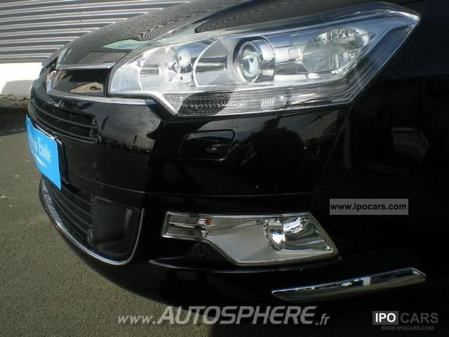 2009 citroen c5 tourer 3 0 hdi v6 exclusive car photo and specs. Black Bedroom Furniture Sets. Home Design Ideas