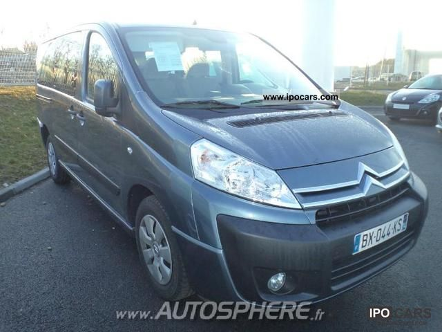 2011 Citroen  Jumpy Atlante II Combi L1H1 2.0 HDi120 8 Limousine Used vehicle photo