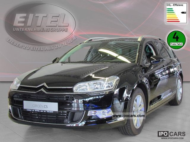 citroen c5 hdi exclusive estate. Black Bedroom Furniture Sets. Home Design Ideas