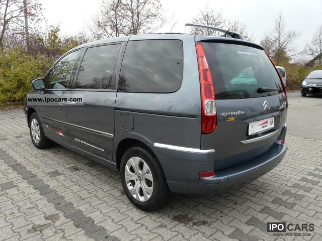 2011 citroen c8 hdi 165 aut exclusive car photo and specs. Black Bedroom Furniture Sets. Home Design Ideas