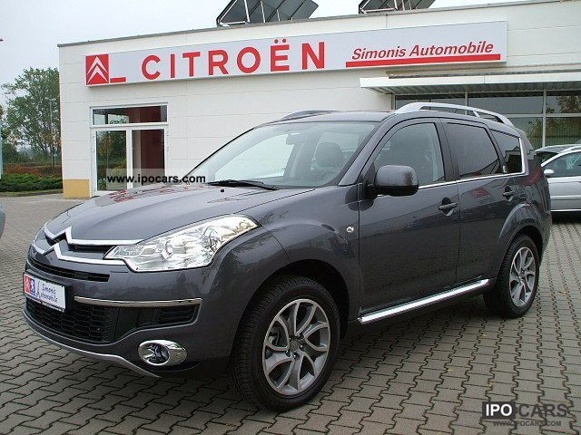 2011 Citroen  C-Crosser Exclusive 4.2 CVT Off-road Vehicle/Pickup Truck New vehicle photo