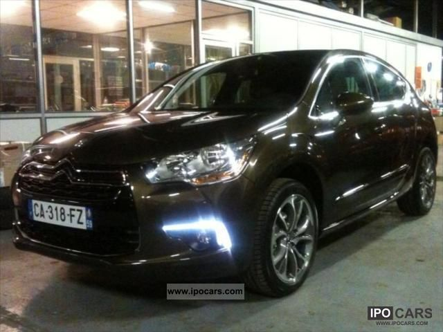 Auto citroen ds4 so chic di seconda mano - Trovit