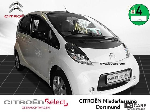 Citroen  C-Zero ELECTRIC Tendance air conditioning aluminum CD radio 2012 Electric Cars photo