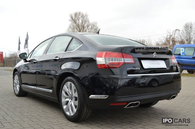 2012 citroen c5 hdi 200 fap aut exclusive car photo and specs. Black Bedroom Furniture Sets. Home Design Ideas