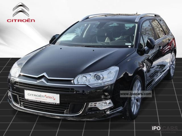 2010 citroen c5 tourer v6 hdi 240 biturbo exclusive glass roof car photo and specs. Black Bedroom Furniture Sets. Home Design Ideas