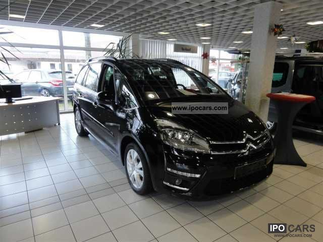 2012 citroen c4 grand picasso 2 0 hdi fap aut 7 seater exc car photo and specs. Black Bedroom Furniture Sets. Home Design Ideas