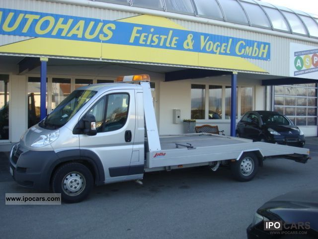 2010 Citroen  Jumper Tow Other Used vehicle photo