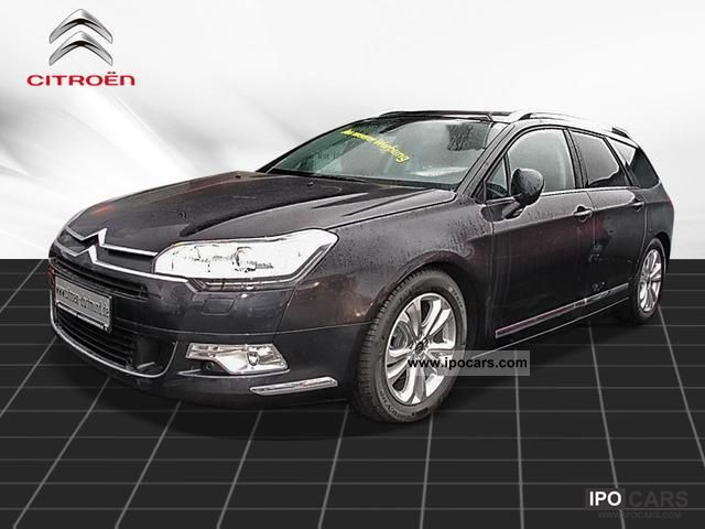 2012 citroen c5 tourer hdi 165 exclusive automatic xenon car photo and specs. Black Bedroom Furniture Sets. Home Design Ideas