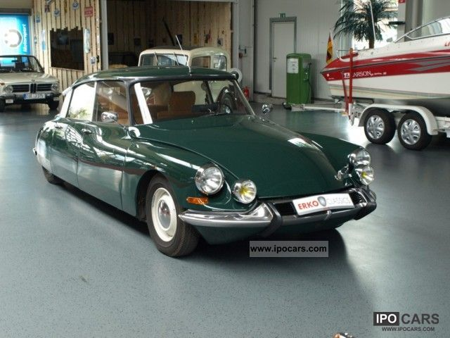 Citroen  ID 19 in top condition 1967 Vintage, Classic and Old Cars photo