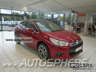 2010 citroen ds4 ds4 hdi 160 sport chic bvm6 navxenon car photo and specs. Black Bedroom Furniture Sets. Home Design Ideas