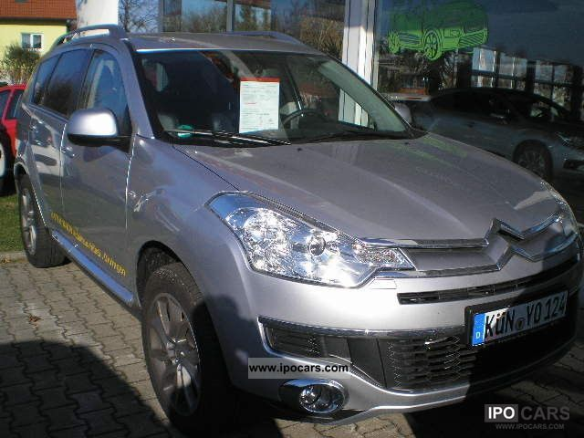 2011 Citroen  C-Crosser Exclusive Automatic Off-road Vehicle/Pickup Truck Used vehicle photo