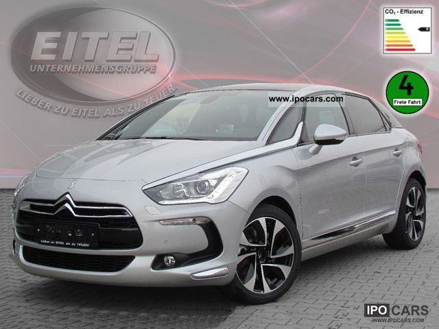 2011 citroen ds5 hdi 165 fap sport chic navigation car photo and specs. Black Bedroom Furniture Sets. Home Design Ideas