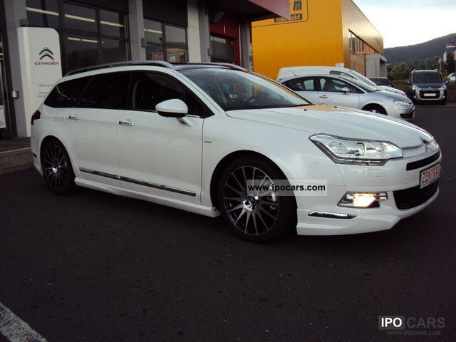 2012 Citroen C5 Tourer V6 Hdi 240 Biturbo Fap By Carlsson