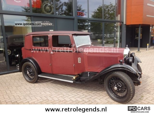 Citroen  C6 Weymann 1931 Vintage, Classic and Old Cars photo