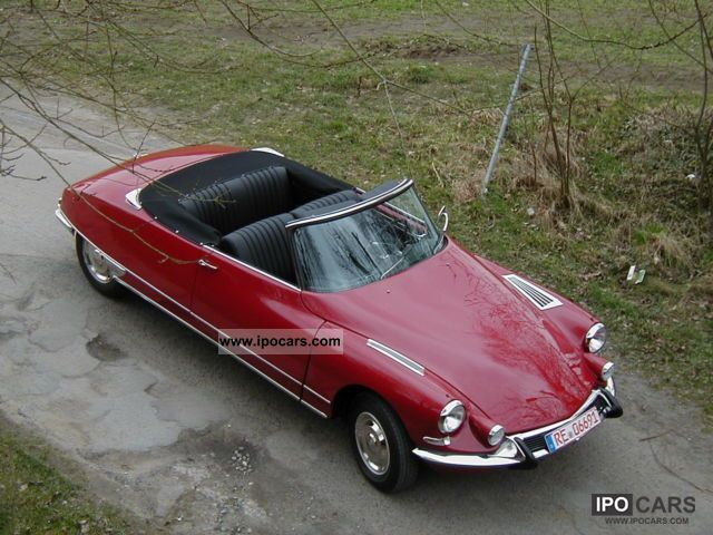 Citroen  DS 1967 Vintage, Classic and Old Cars photo