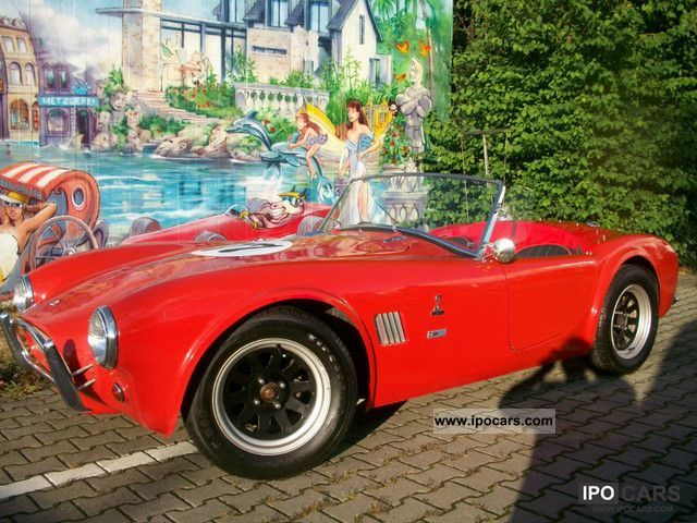 Cobra  289 BRA based MG-B 1974 Vintage, Classic and Old Cars photo