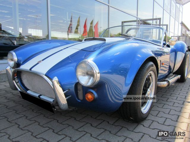 1981 Cobra  427 Pilgrim Sumo ~ ~ D.Zulassung TOP! H-possible! Cabrio / roadster Used vehicle photo