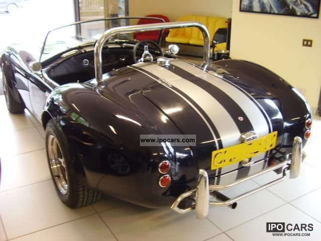 1980 Cobra  A.C. PILGRIM COBRA Cabrio / roadster Classic Vehicle photo