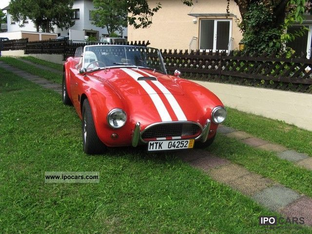 Cobra  AC 289 1963 Vintage, Classic and Old Cars photo