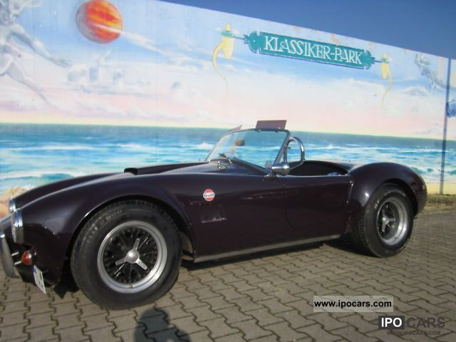 1977 Cobra  427 (replica) Cabrio / roadster Used vehicle photo