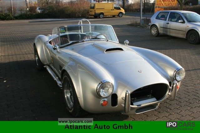 1974 Cobra  427 switch with 302 Ford V8 Cabrio / roadster Used vehicle photo