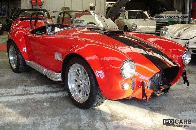 Cobra  427 MK III S / C - Superformance 1965 Vintage, Classic and Old Cars photo