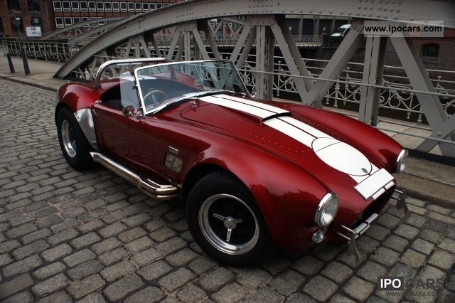 Cobra  427 SRV8 1975 Vintage, Classic and Old Cars photo