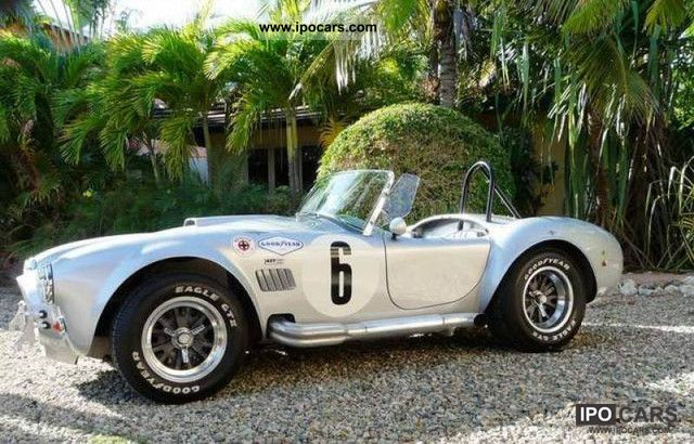 Cobra  Hi-Tech Shelby 427 S / C 1966 Vintage, Classic and Old Cars photo