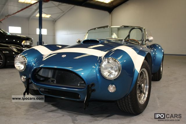 1965 Cobra  ac cobra 289 FIA Cabrio / roadster Used vehicle photo
