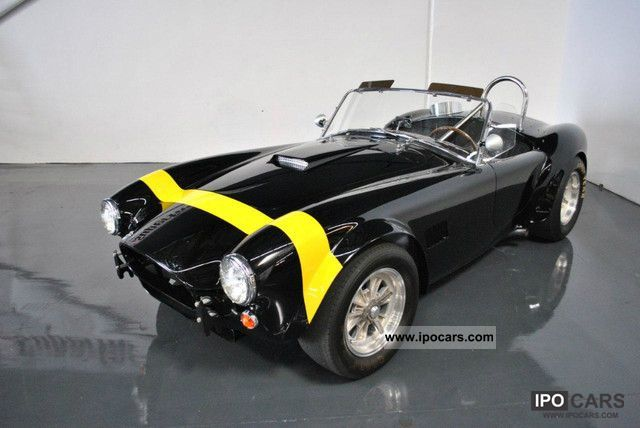 Cobra  CSX 7000 Shelby 289 FIA 1965 Vintage, Classic and Old Cars photo