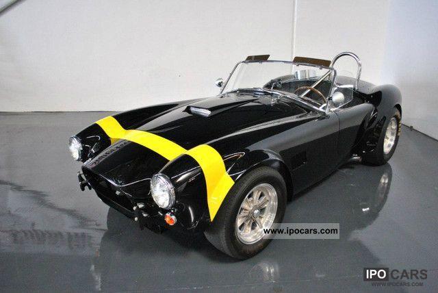 1965 Cobra  CSX 7000 Shelby 289 FIA Cabrio / roadster Used vehicle photo