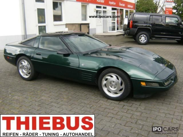 1993 corvette 40th anniversary c4 39 approval finished car photo and specs. Black Bedroom Furniture Sets. Home Design Ideas