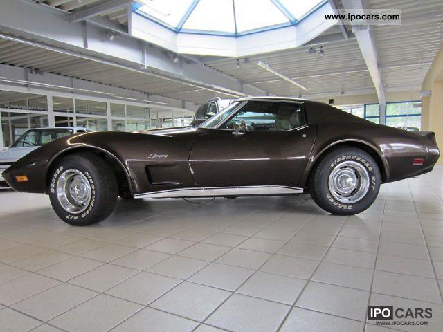 1976 Corvette C3 - Car Photo and Specs